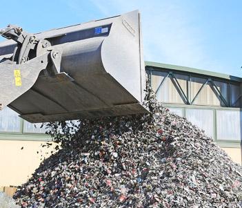 gestione e recupero rifiuti