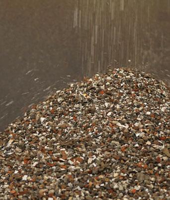 rifiuti ferrosi e non recuperabili