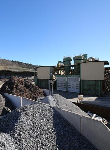 impianti di frantumazione per recupero materiali ferrosi
