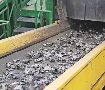 Smaltimento rifiuti da trattamento meccanico in impianti esterni